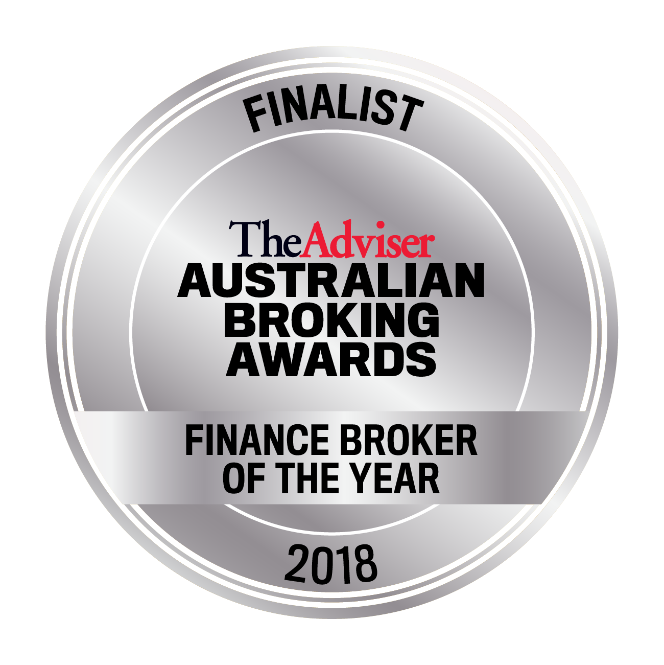 Finalists Finance Broker of the Year