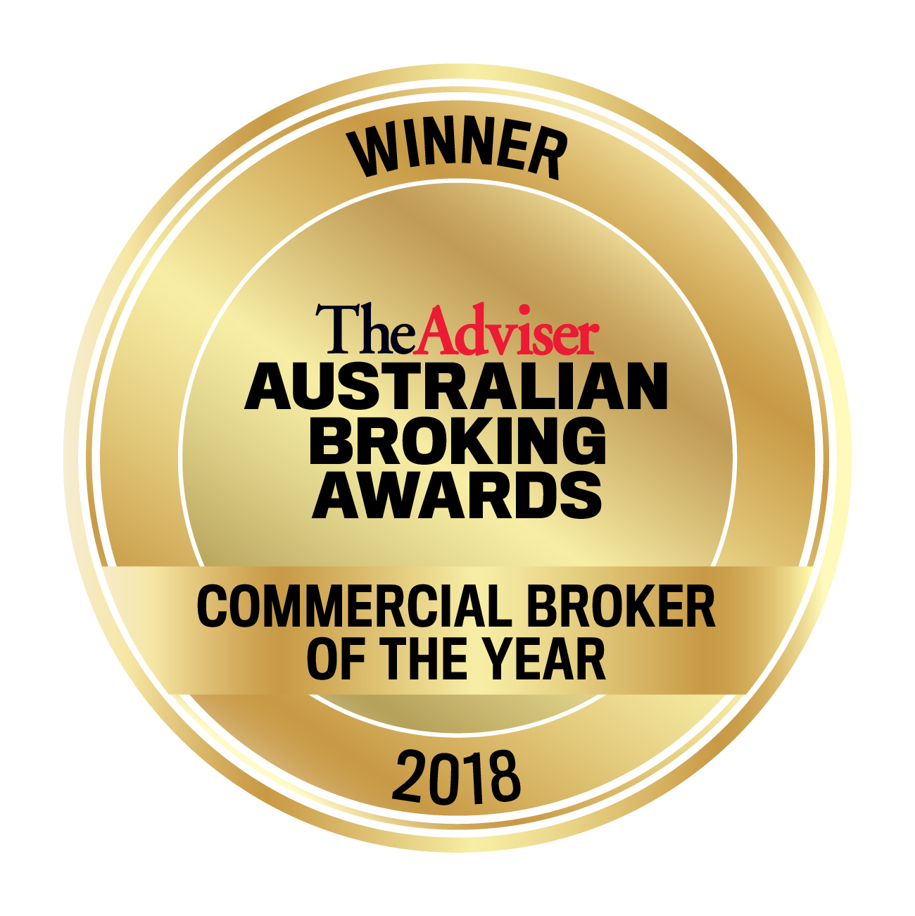 Winners Commercial Broker of the Year